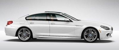 2015 BMW 640i GranCoupe xDrive Alpine White M Sport 32
