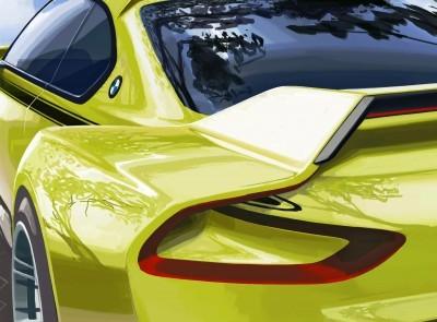 2015 BMW CSL Hommage 1