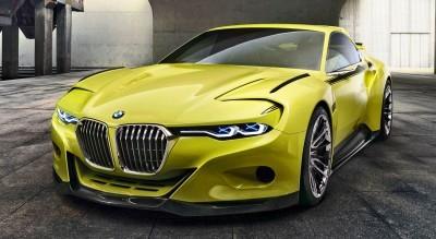 2015 BMW CSL Hommage 12