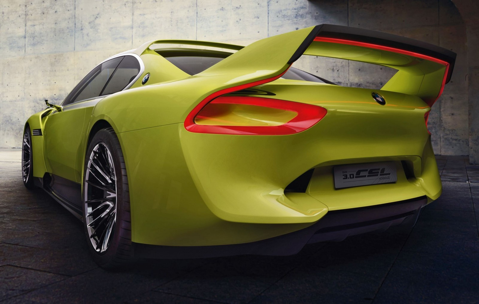 Image [ 9 of 48 ] - 2017 Bmw 3 Csl Hommage R 3 Wallpaper Hd Car ...