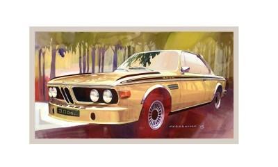 2015 BMW CSL Hommage 40