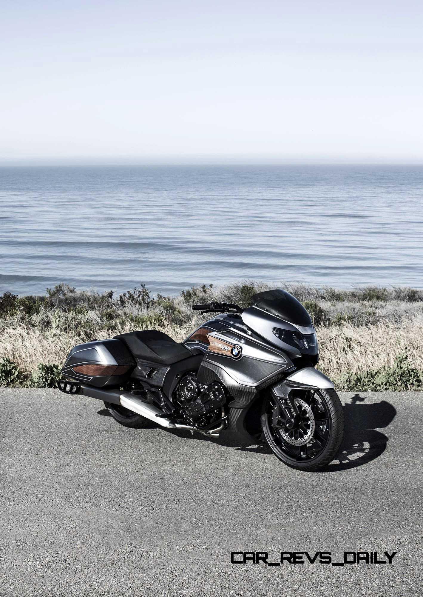 2015 BMW Motorrad Concept 101 10
