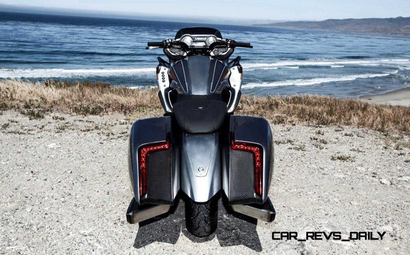 2015 BMW Motorrad Concept 101 12