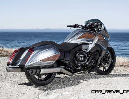 2015 BMW Motorrad Concept 101 Is Lux Cruiser