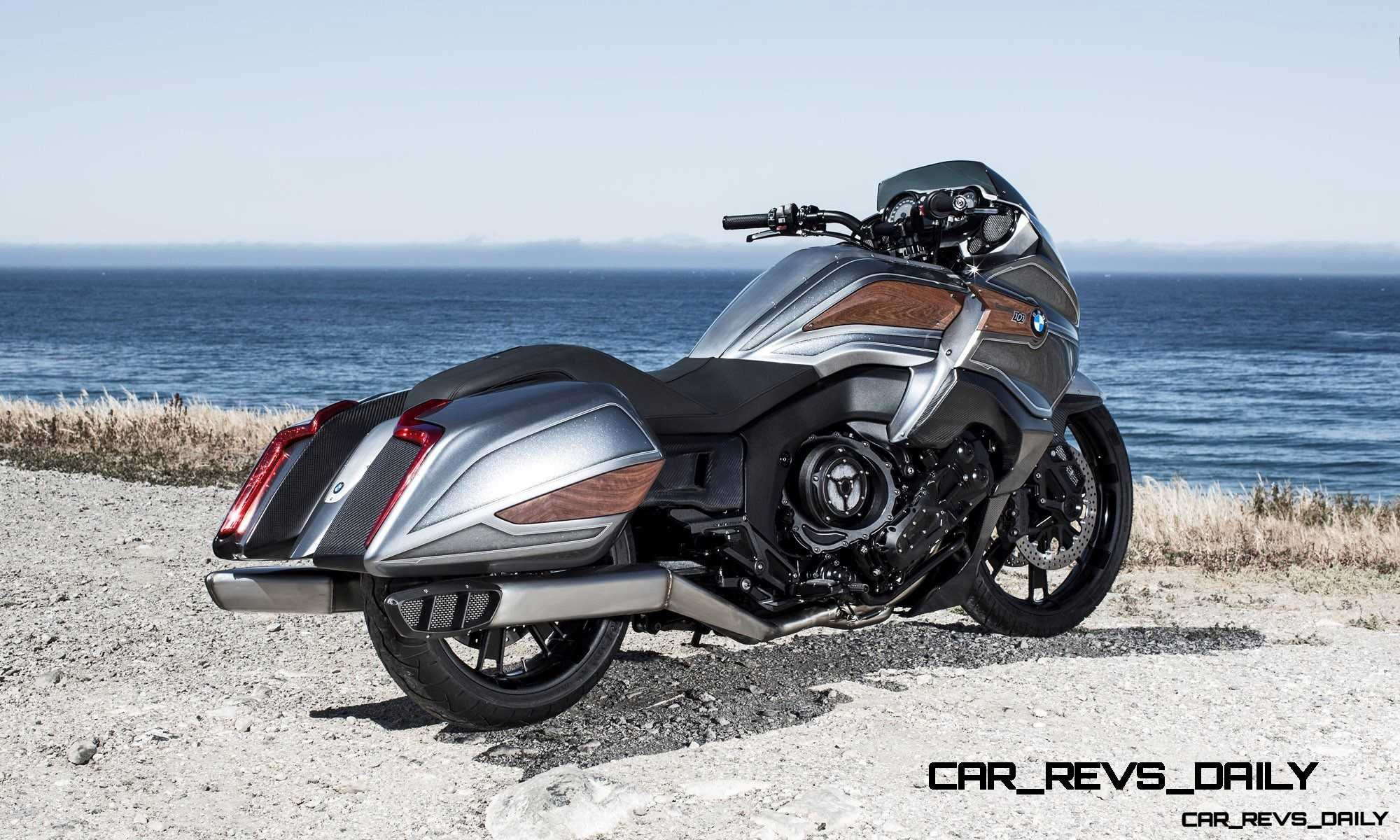 2015 BMW Motorrad Concept 101 13