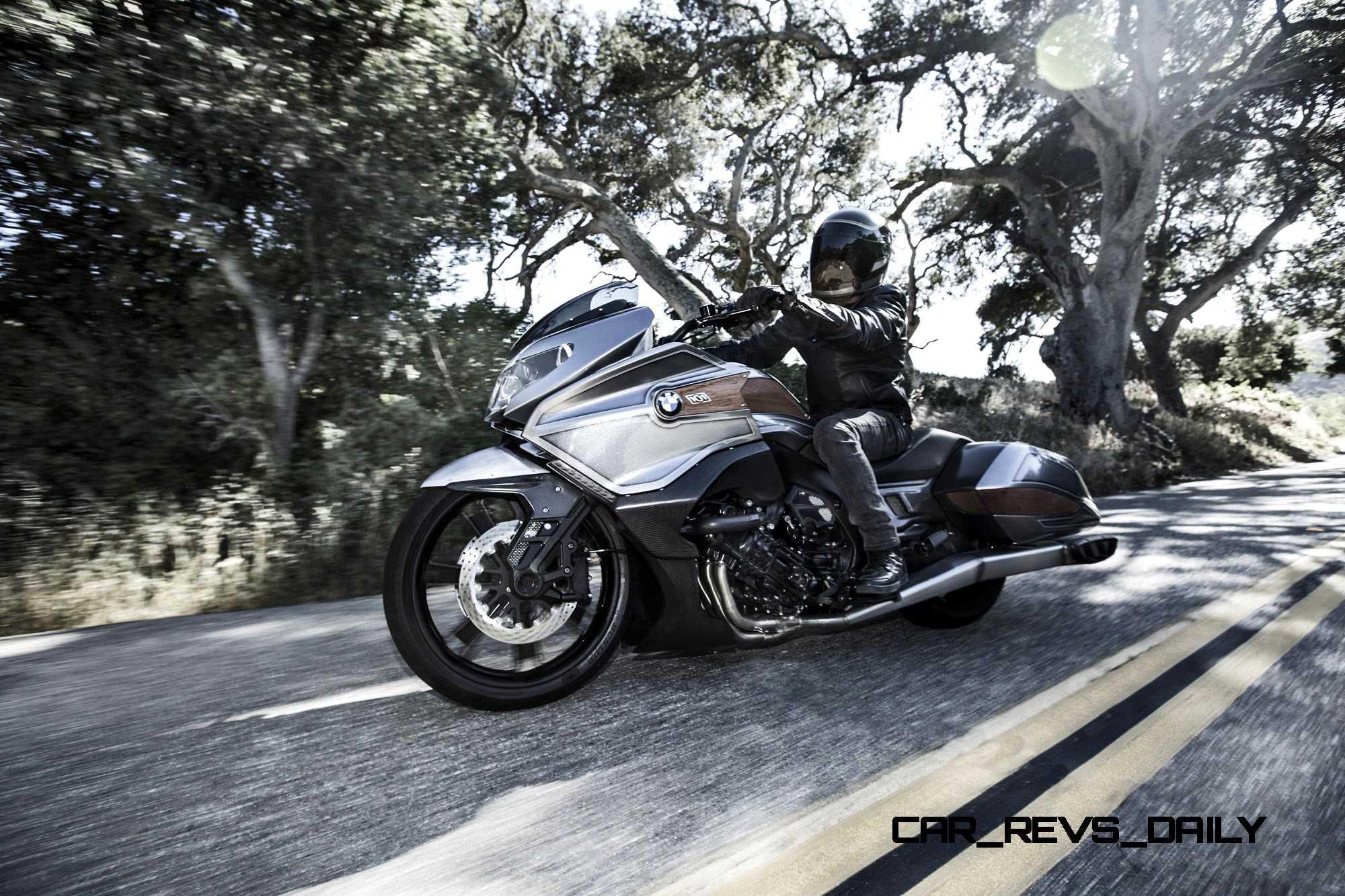 2015 BMW Motorrad Concept 101 14