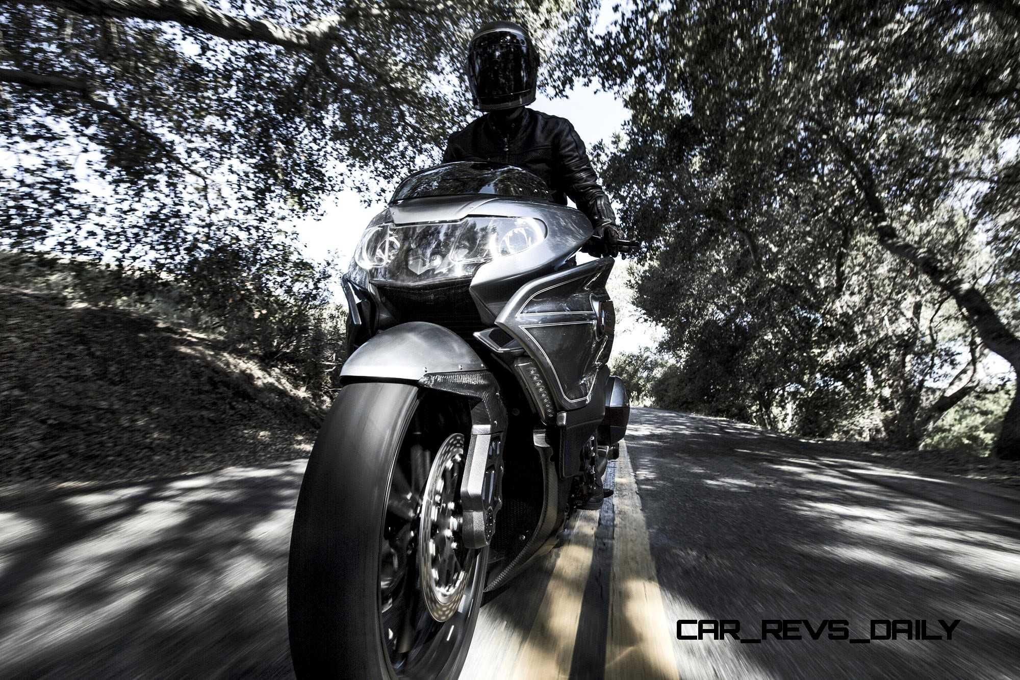 2015 BMW Motorrad Concept 101 16