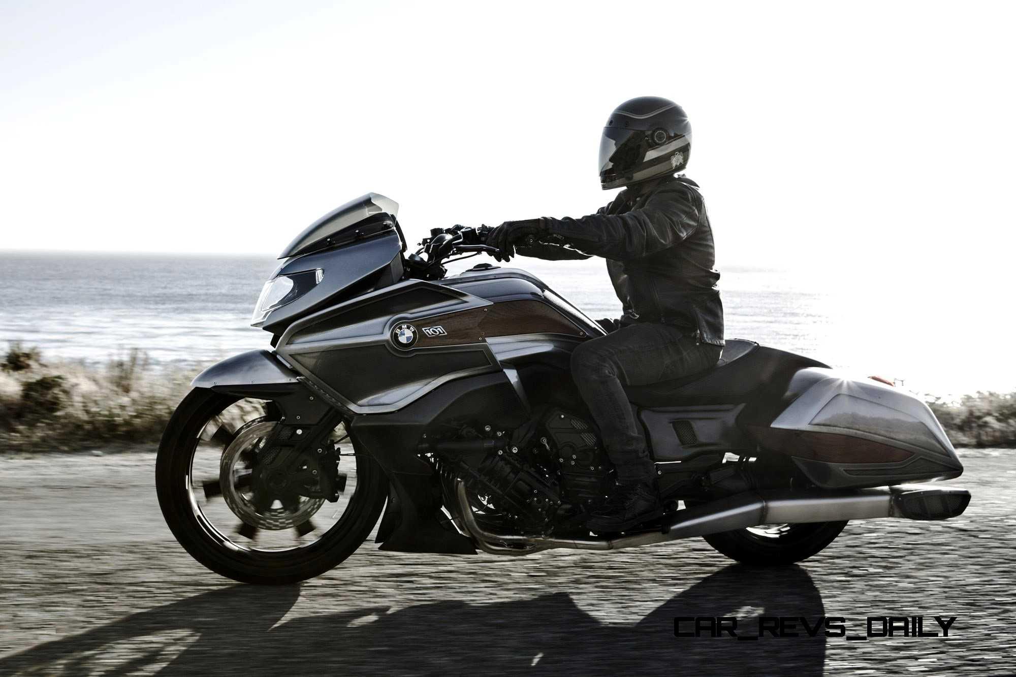 2015 BMW Motorrad Concept 101 21