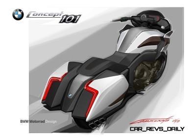 2015 BMW Motorrad Concept 101 32