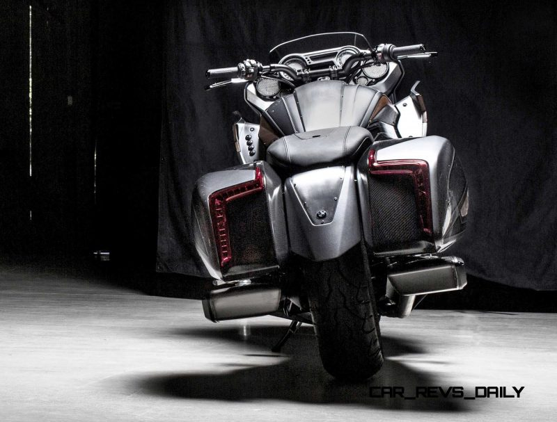 2015 BMW Motorrad Concept 101 6