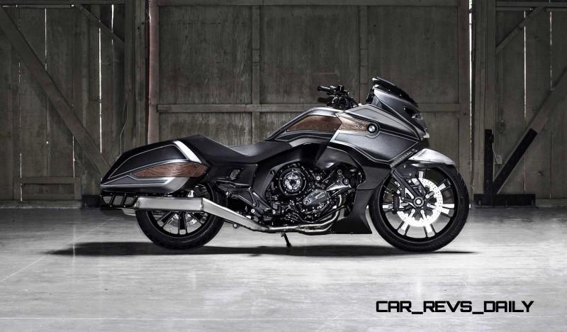 2015 BMW Motorrad Concept 101 9