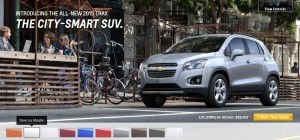 2015 Chevrolet Trax Colors and Wheels 5