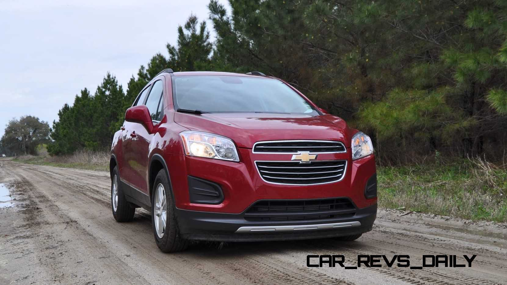 2015 chevrolet trax lt 115 car revs. Black Bedroom Furniture Sets. Home Design Ideas