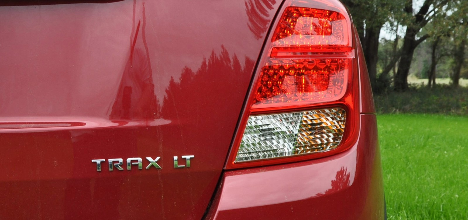 2015 Chevrolet Trax LT 100