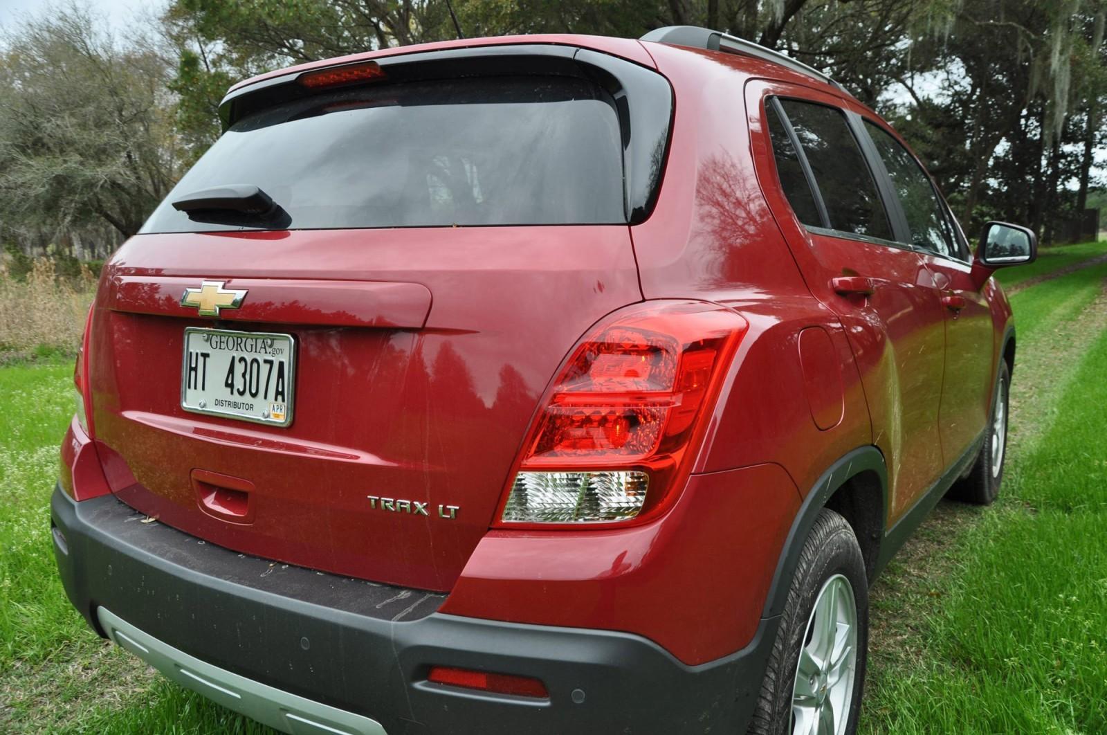 2015 Chevrolet Trax LT 102