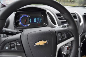 2015 Chevrolet Trax LT 115