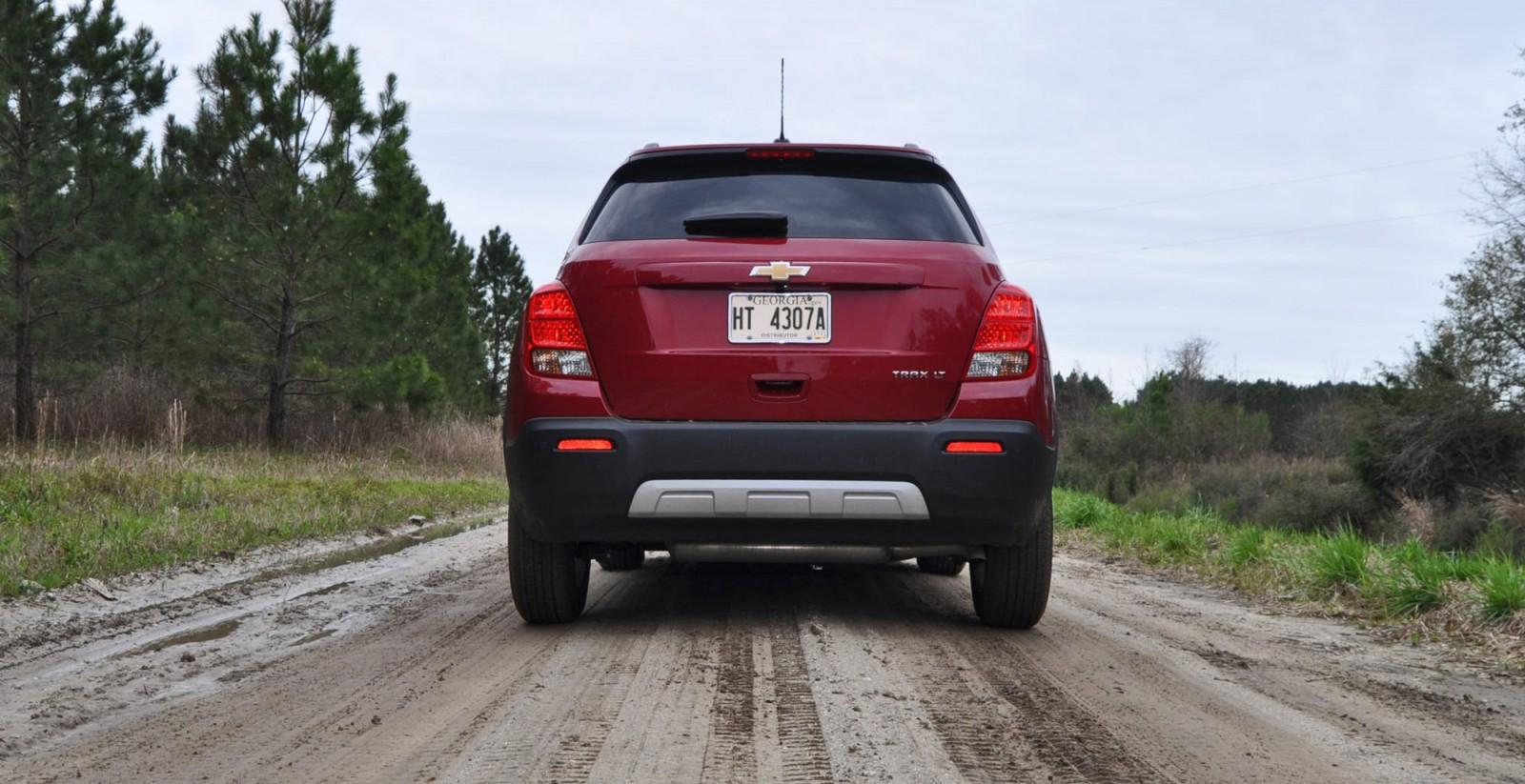2015 Chevrolet Trax LT 13