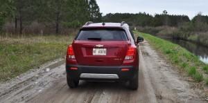 2015 Chevrolet Trax LT 16
