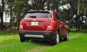 2015 Chevrolet Trax LT 45