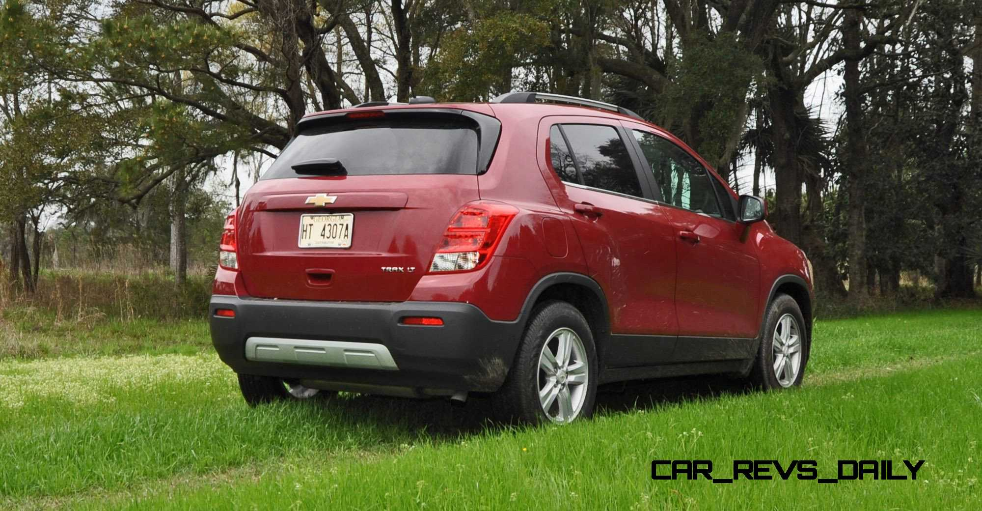 2015 chevrolet trax lt 44 car revs. Black Bedroom Furniture Sets. Home Design Ideas