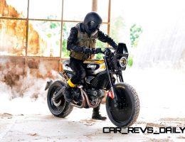 2015 Ducati Scrambler In Two Specials: SC-Rumble by VIBRAZIONI and Scrambler by Radikal Chopper