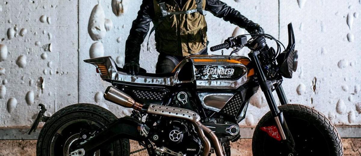 2015 Ducati Scrambler SC-Rumble by VIBRAZIONI 6