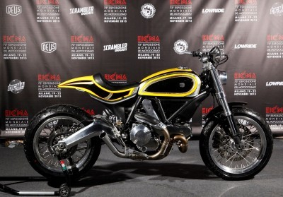 2015 Ducati Scrambler by Radikal Chopper 1
