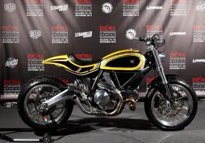 2015 Ducati Scrambler by Radikal Chopper 1