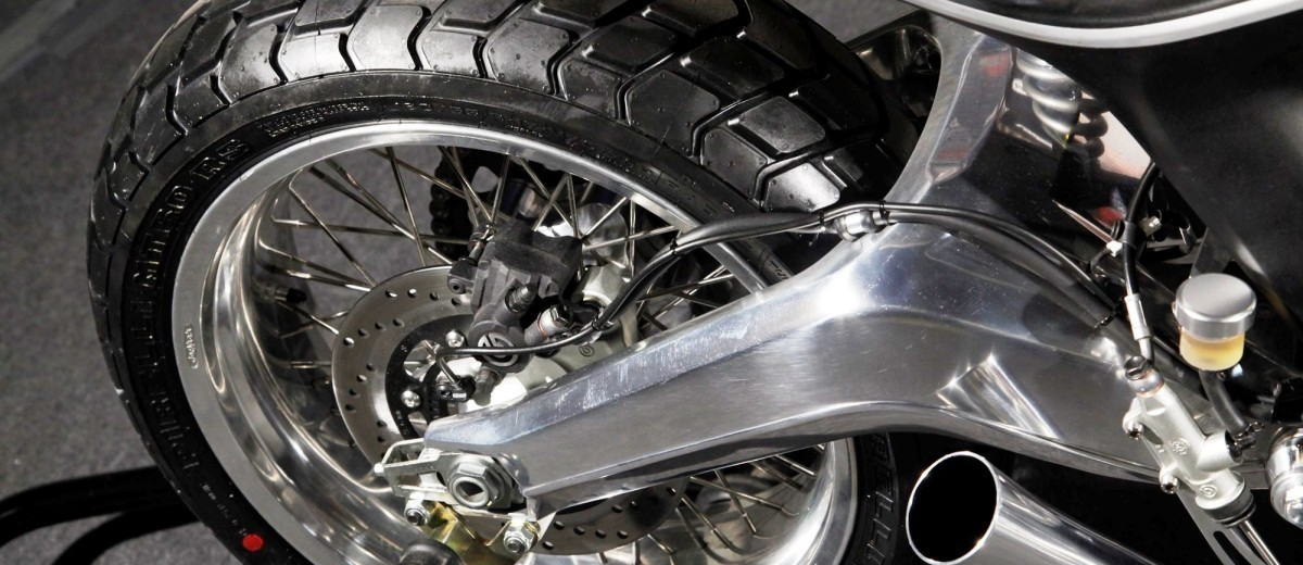 2015 Ducati Scrambler by Radikal Chopper 2