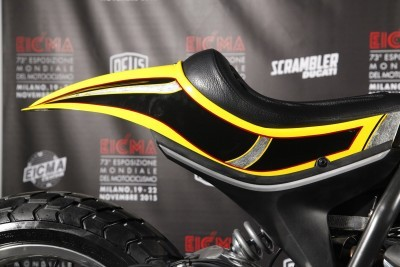 2015 Ducati Scrambler by Radikal Chopper 6