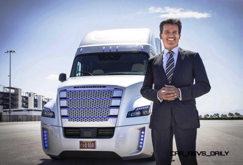 2015 Freightliner Inspiration Truck Concept 39
