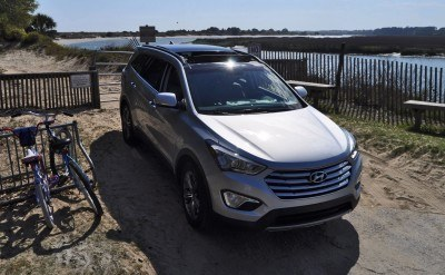 2015 Hyundai Santa Fe LWB Ultimate 11