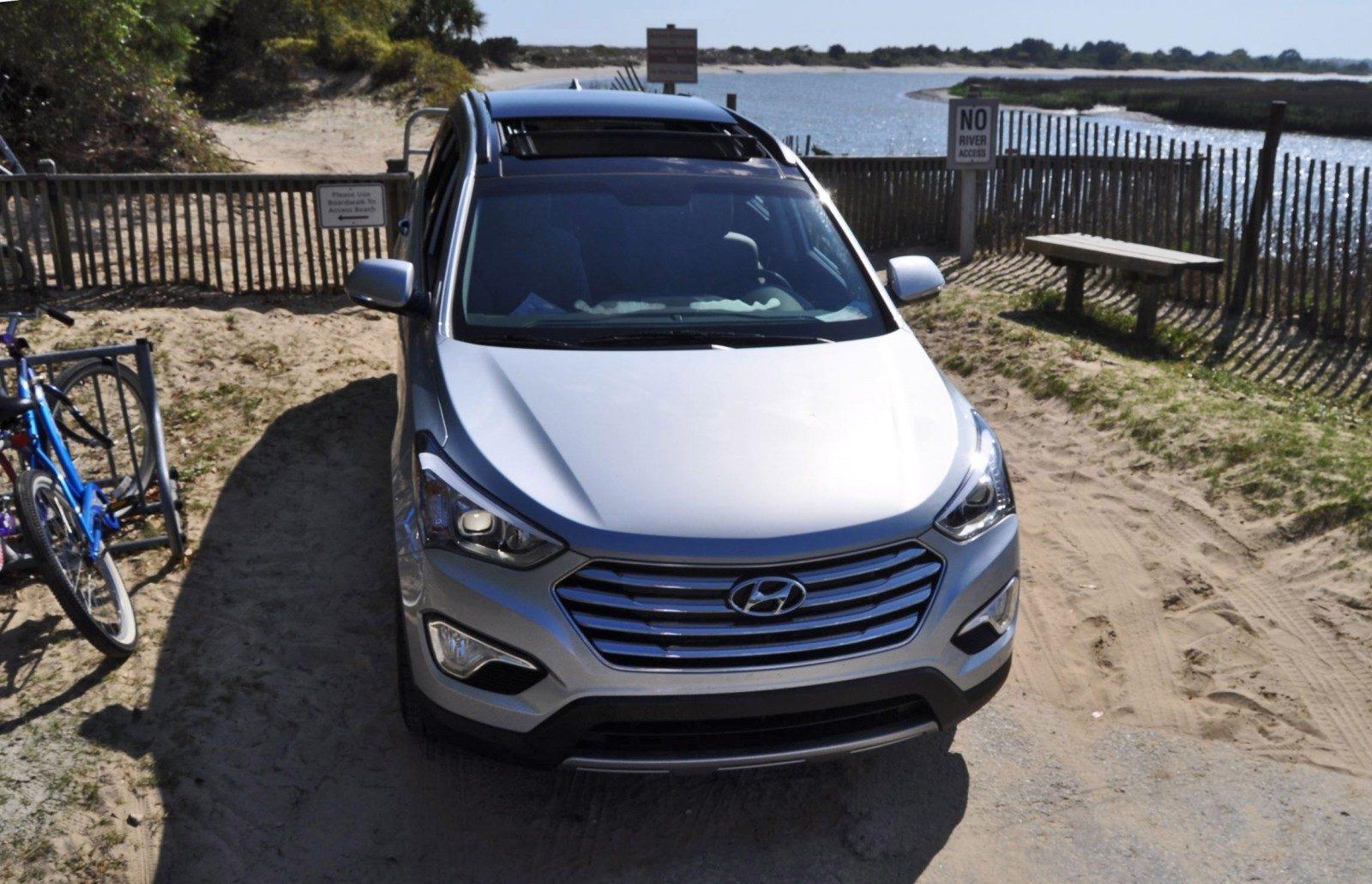 2015 Hyundai Santa Fe LWB Ultimate 12