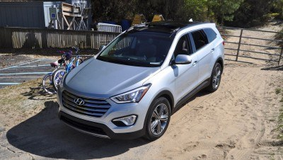 2015 Hyundai Santa Fe LWB Ultimate 14