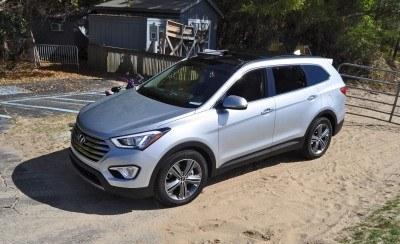 2015 Hyundai Santa Fe LWB Ultimate 15