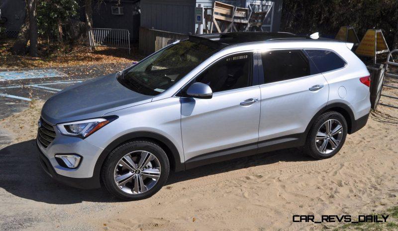 2015 Hyundai Santa Fe LWB Ultimate 16