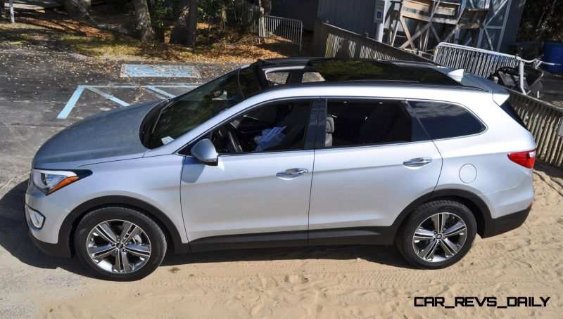 2015 Hyundai Santa Fe LWB Ultimate 17