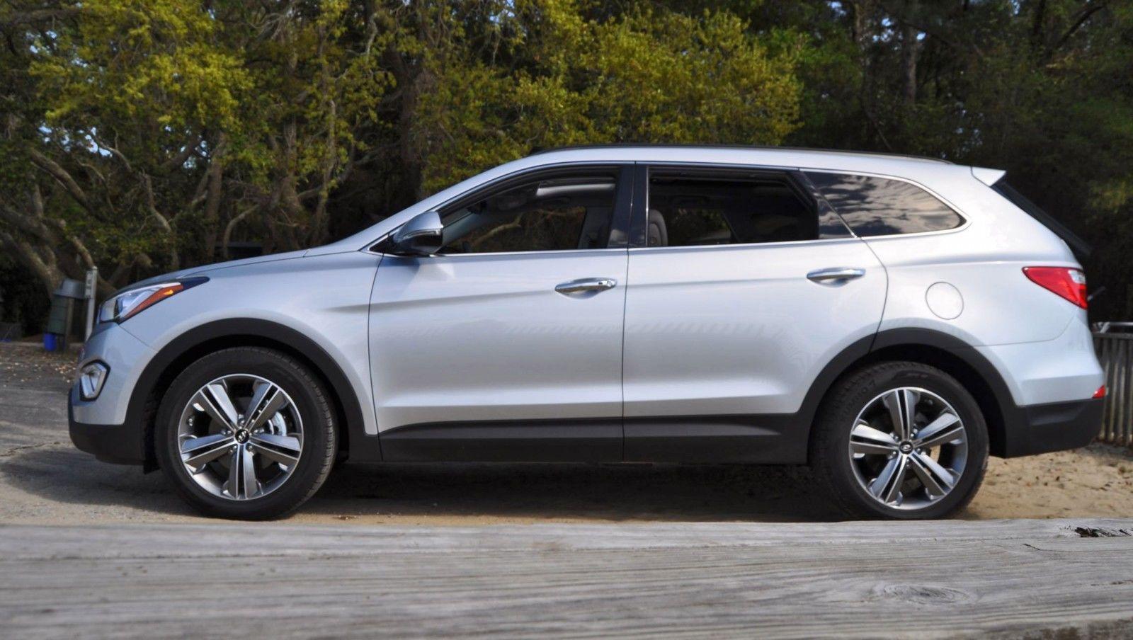 2015 Hyundai Santa Fe LWB Ultimate 18