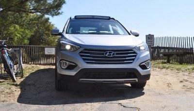 2015 Hyundai Santa Fe LWB Ultimate 2