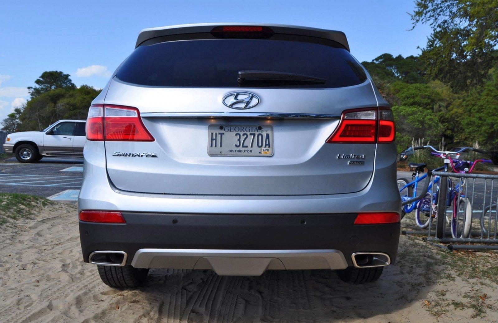2015 Hyundai Santa Fe LWB Ultimate 20