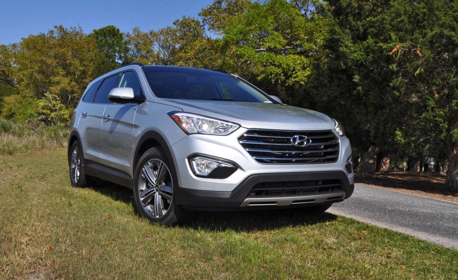 2015 Hyundai Santa Fe LWB Ultimate 21