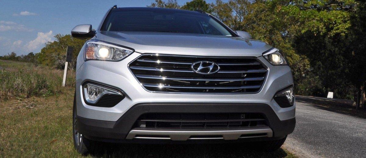 2015 Hyundai Santa Fe LWB Ultimate 24