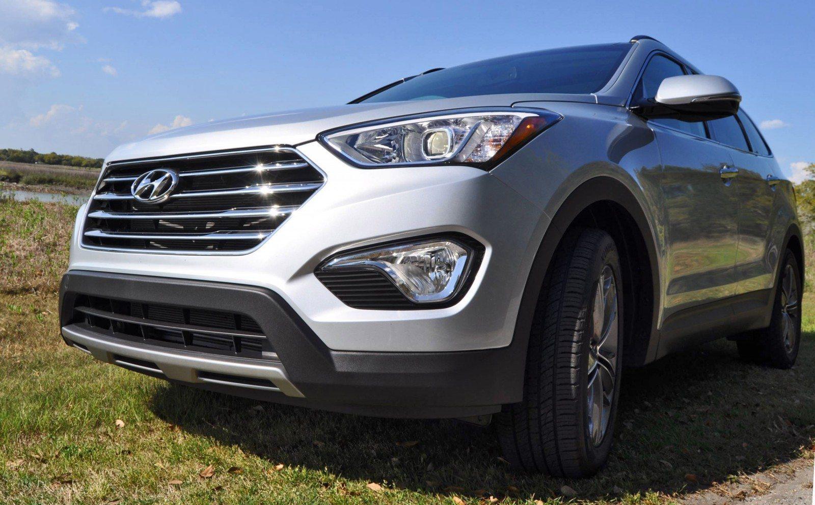 2015 Hyundai Santa Fe LWB Ultimate 25