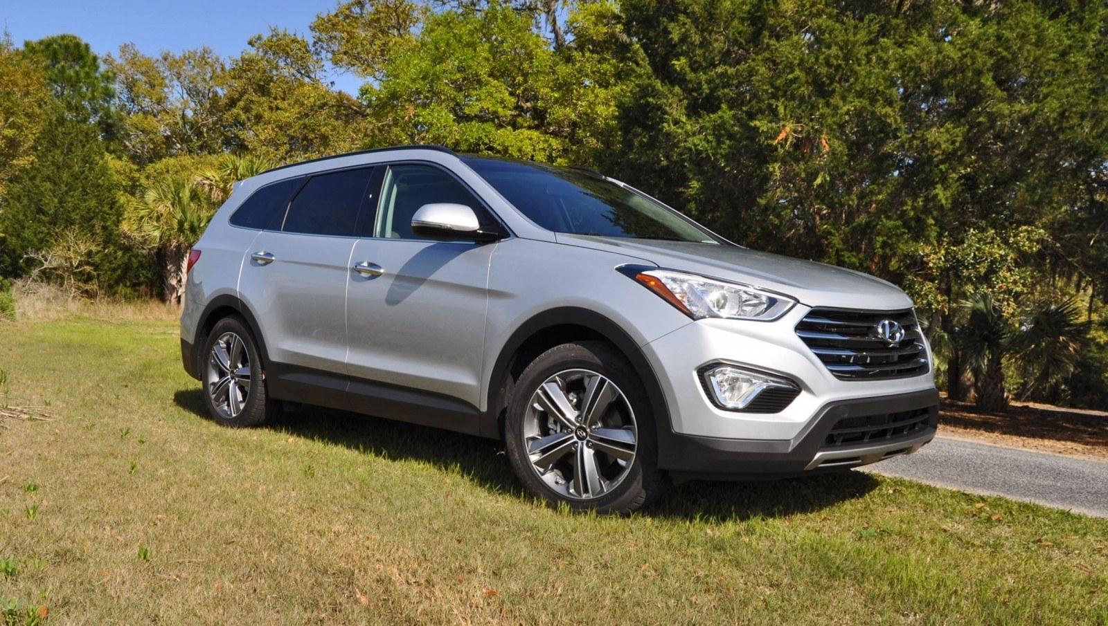 2015 Hyundai Santa Fe LWB Ultimate 29