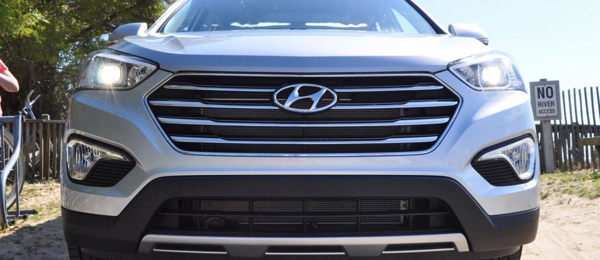 2015 Hyundai Santa Fe LWB Ultimate 3