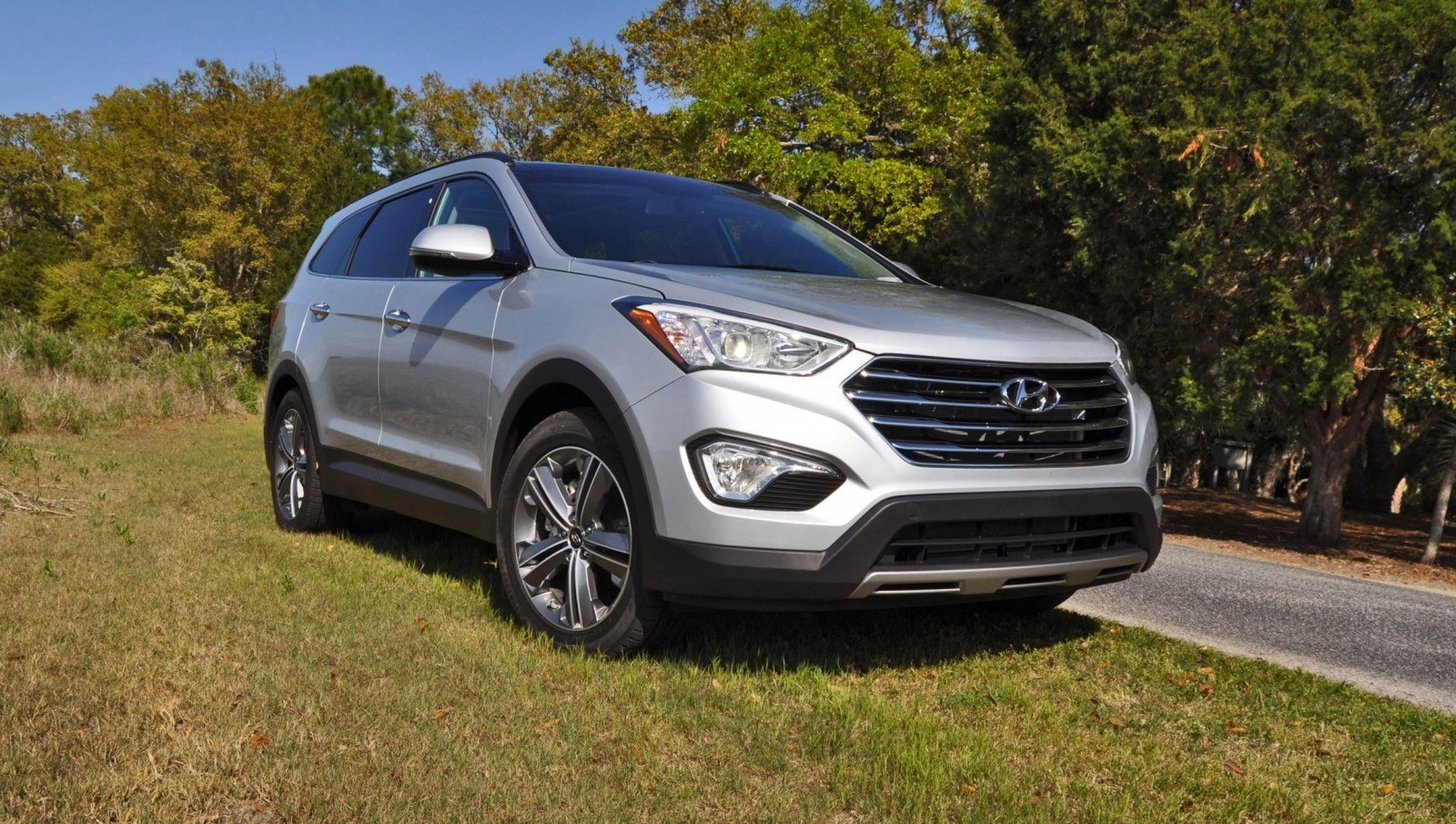 2015 Hyundai Santa Fe LWB Ultimate 30