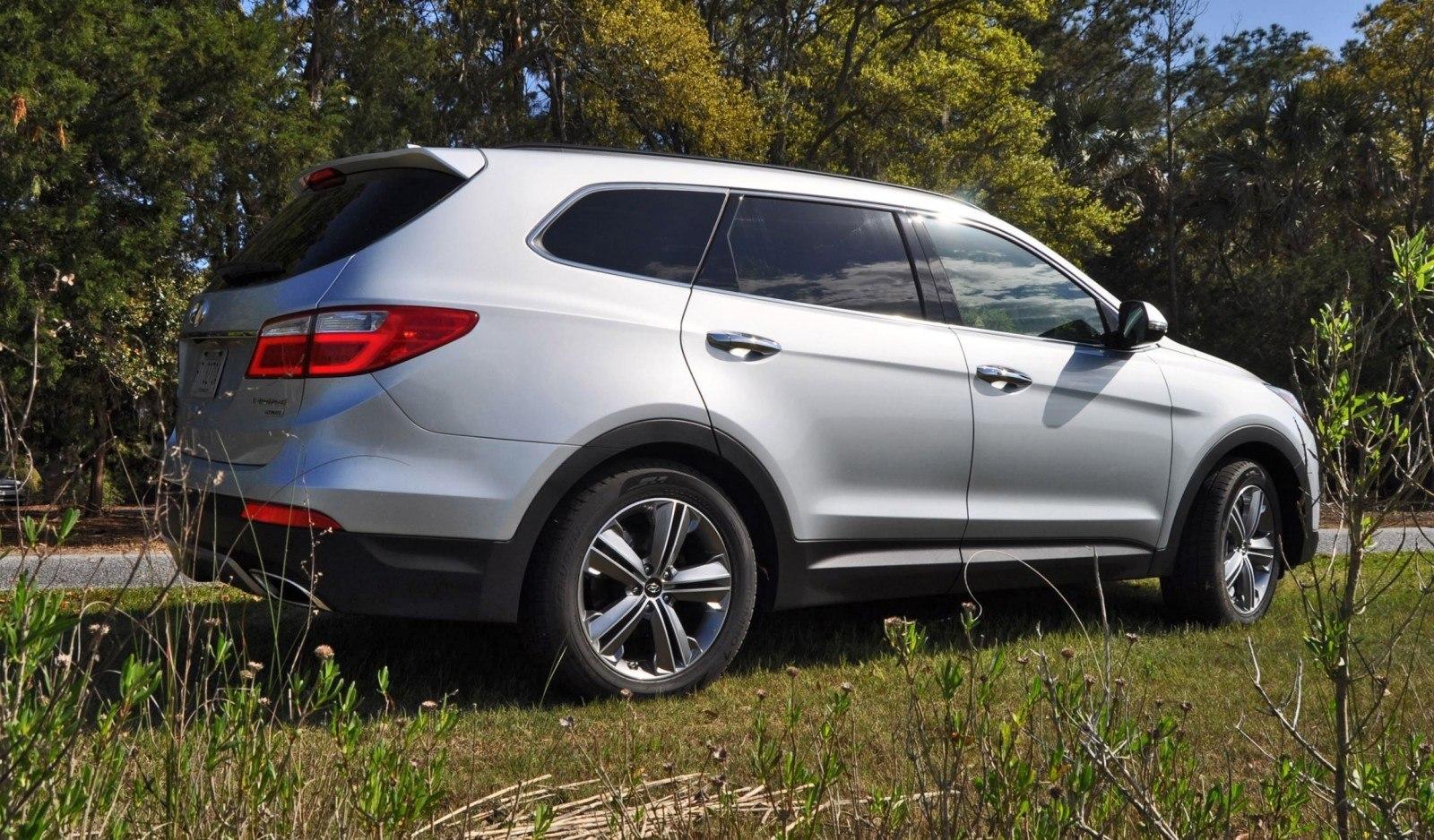 2015 Hyundai Santa Fe LWB Ultimate 31