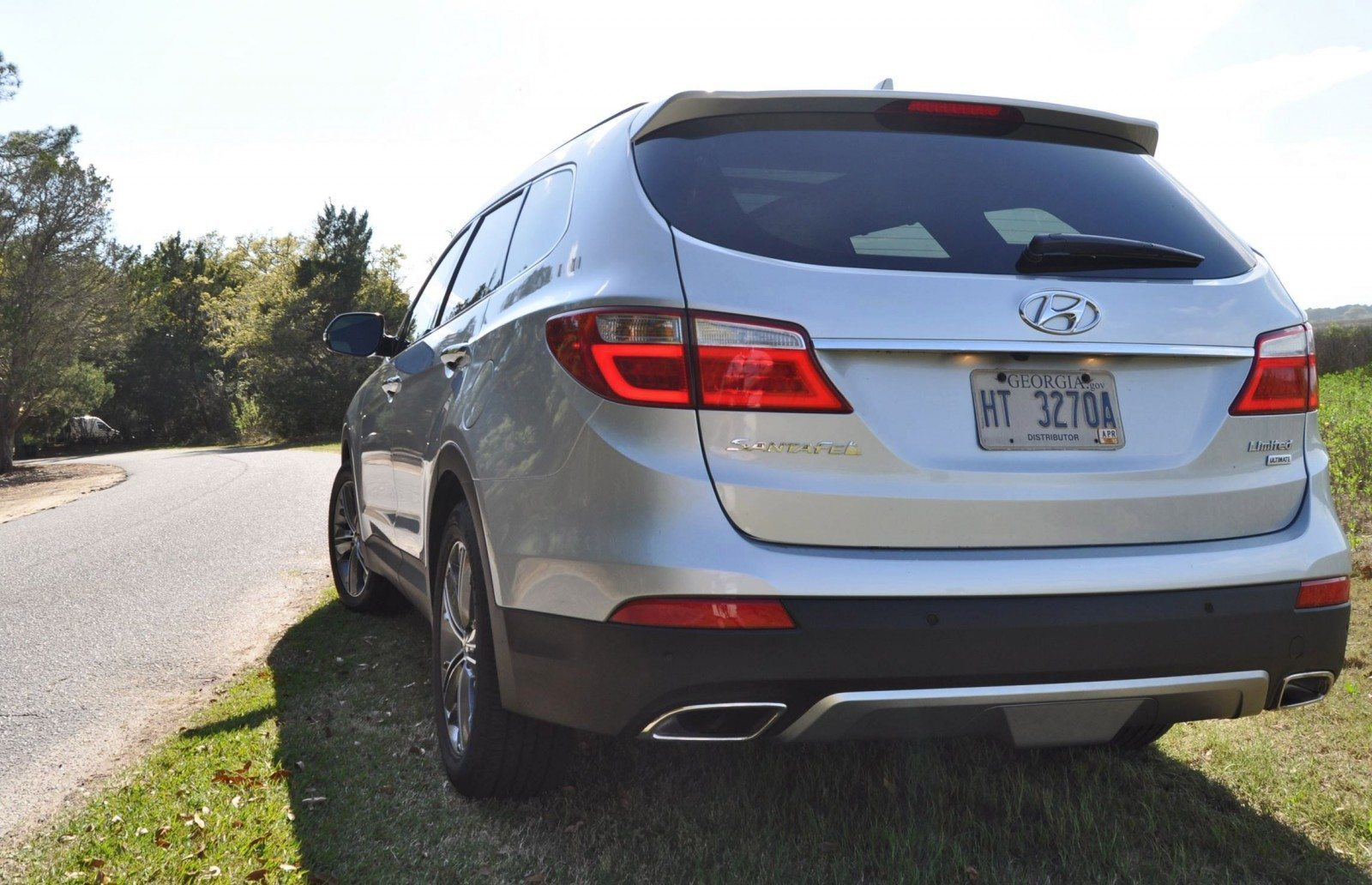 2015 Hyundai Santa Fe LWB Ultimate 35