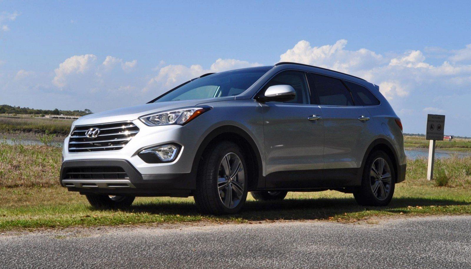 2015 Hyundai Santa Fe LWB Ultimate 36