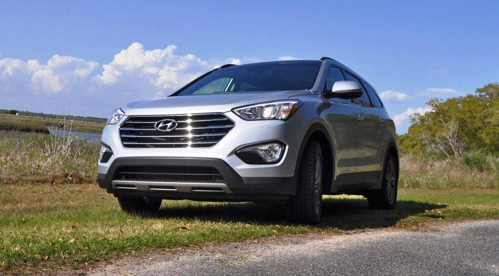 2015 Hyundai Santa Fe LWB Ultimate 37